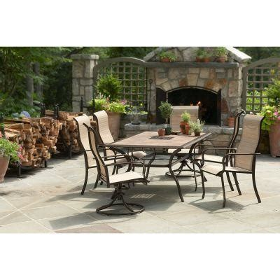 Martha Stewart Living Cardona 7 Piece Patio Dining Set Martha Stewart 7 Patio Dining Set