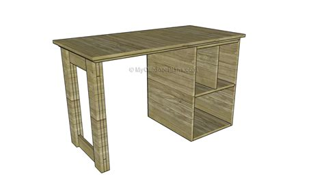 free woodworking desk plans stand up desk plans myoutdoorplans free woodworking