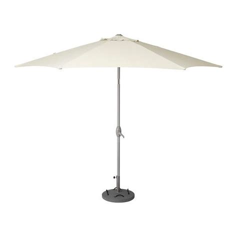 Ikea Patio Umbrellas Rodd Table L Base Nickel Plated Outdoor Umbrellas
