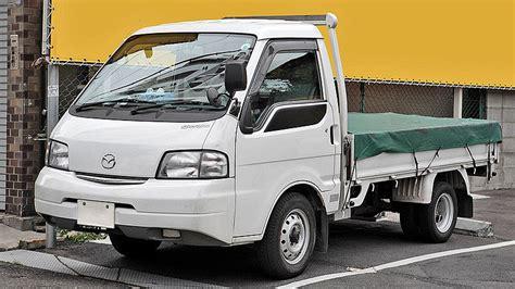 nissan mazda truck technically jurisprudence tripiatrate truck the bongo