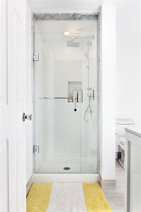 Fiberglass Shower Door Fiberglass Shower Pan Bathroom Contemporary With Faucet Glass Shower Glass Shower Door Grey