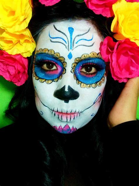 imagenes de catrina halloween maquillaje quot la catrina quot f 193 cil youtube