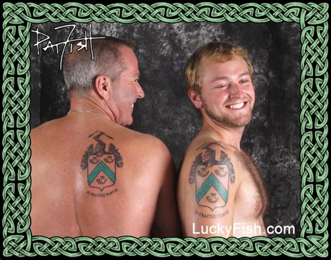 celtic heraldry tattoos luckyfish inc and tattoo santa