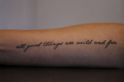 good tattoo quotes tumblr tatuagens escritas fotos muito chique