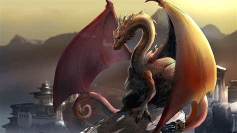 imagenes en 4k de dragones 创意奇幻高清龙图片桌面壁纸 桌面天下 desktx com