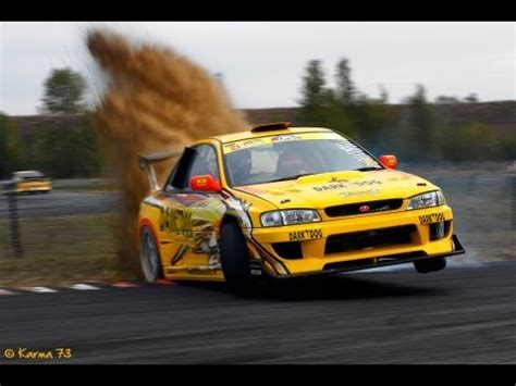 subaru drift subaru drift gc8 awesome drifting machine