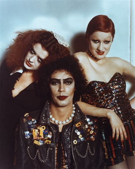 rockymusic rocky horror picture show still color photo