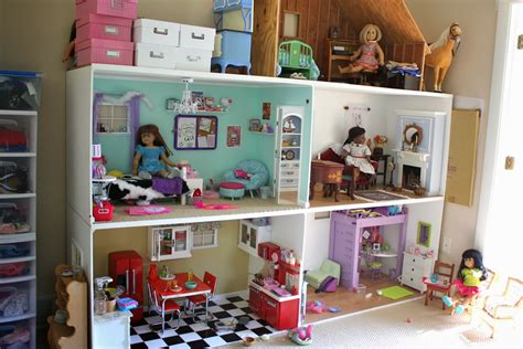 american girl 18 inch doll house pippaloo for dolls the dollhouse tour