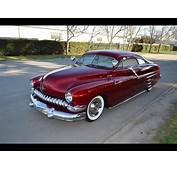 SOLD 1950 Mercury Coupe Hot Rod For Sale By Corvette Mike
