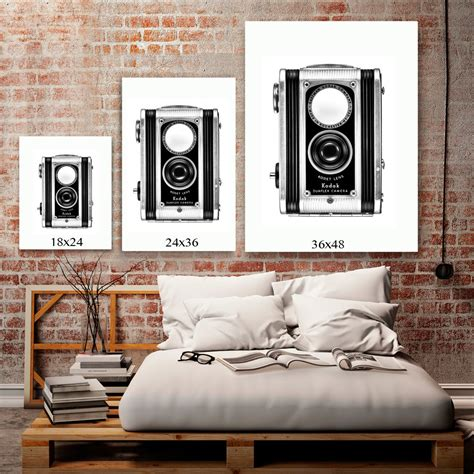 room decor hipster room decor black and white art rustic industrial