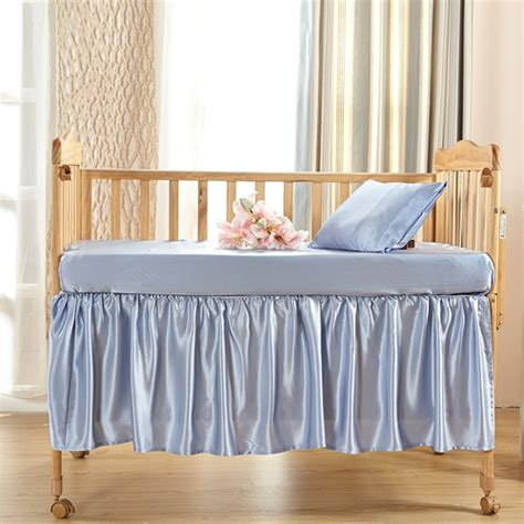 silk crib bedding set buy 100 soft silk crib bedding set in sg lilysilk