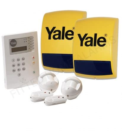 buy fully fitted yale 6400 premium telecommunicating alarm