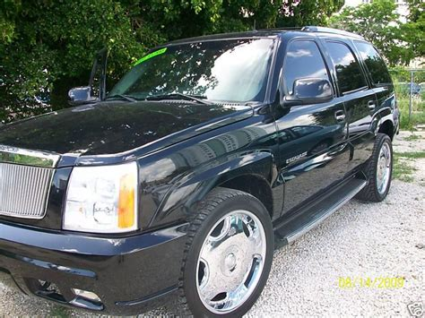 blackpantherent s 2002 cadillac escalade in sanford fl