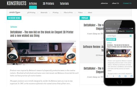 templates for blog website konstructs a blogging category flat bootstrap responsive