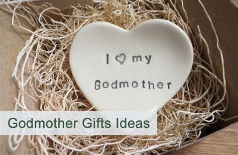Unique Gift Idea - 15 unique godmother gifts ten gift ideas