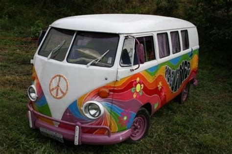 hippie volkswagen drawing hippie vw bus cer gallery