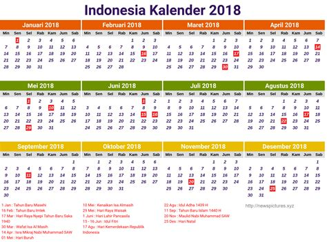 calendar indonesia indonesia kalender   happy