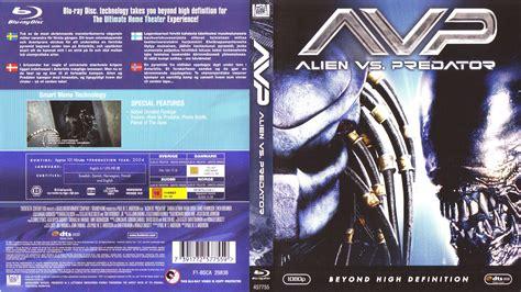 Bluray Ori The Predator covers box sk vs predator high