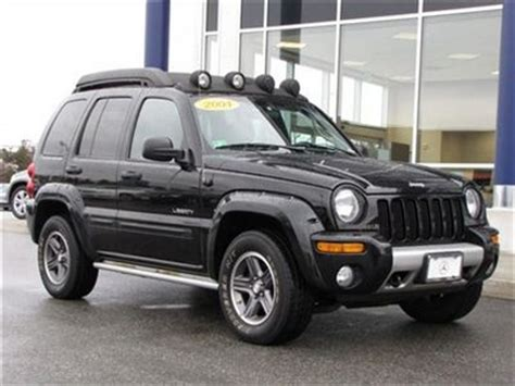 2004 jeep liberty renegade 2wd | jeep colors