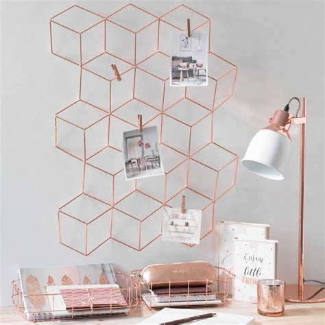 geometric home decor that will make fall in with