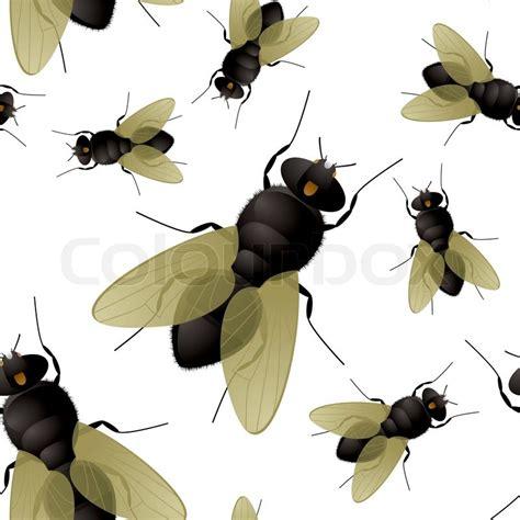 fliegen ohne flgel eine b00hz58672 nahtlose fliegen insekt hintergrund die ohne eine