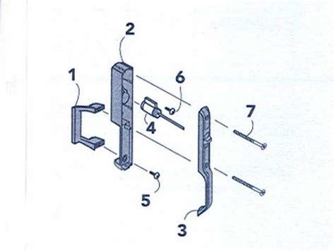 Crestline Patio Door Parts Crestline Patio Door Parts Peachtree Prado Crestline Sliding Patio Door Replacement Lock