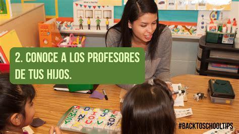 programa de tiles escolares revisa si tus hijos son 9 consejos 218 tiles para padres en este regreso a clases