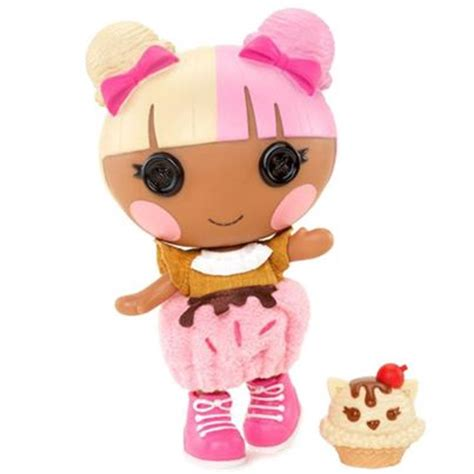 Lalaloopsy Giveaway - thrifty momma ramblings lalaloopsy littles spoons waffle cone doll giveaway