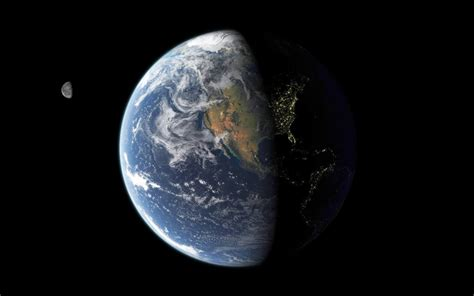 wallpaper earth day night watch a full year of changing seasons from space iweathernet
