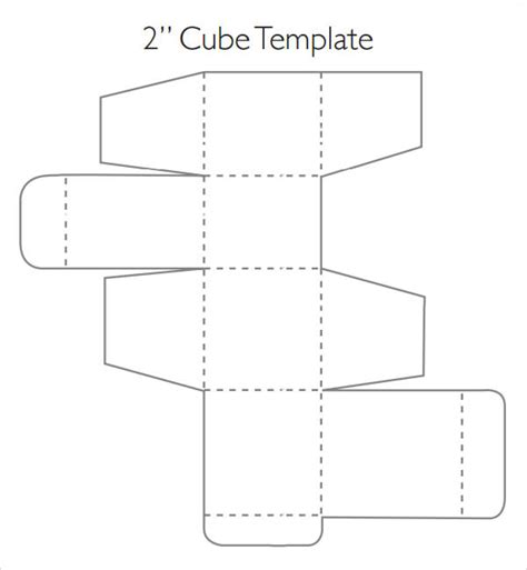 large cube template pictures to pin on pinterest pinsdaddy