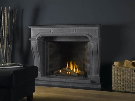 How To Open A Gas Fireplace by Bellfires Vento Classic Large Stoke Gas Electric