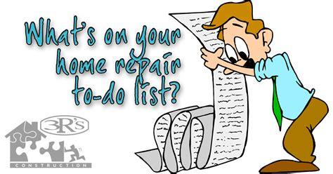 household repairs your honey do list of household repairs