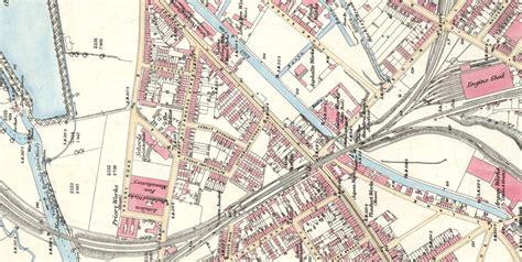 aston station   ordnance survey map showing