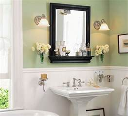 bathroom mirror ideas in varied bathrooms worth to try
