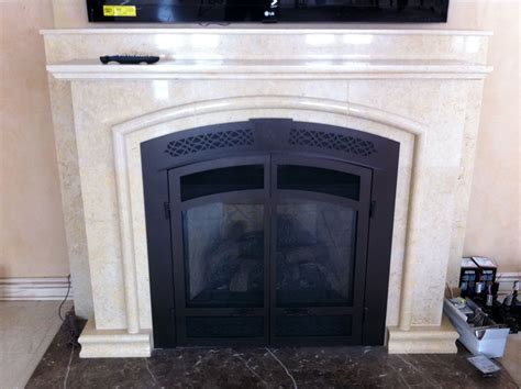 Fireplaces And More Fireplaces Marble Onyx Granite Terrazzo