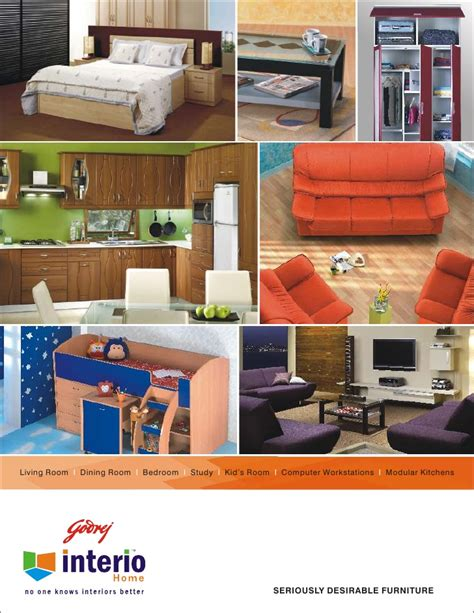 home furniture design with price godrej interio home catalogue