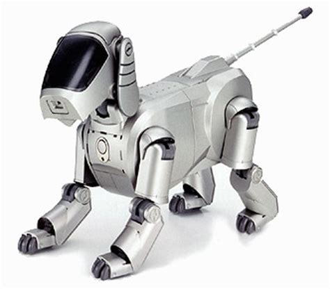 sony robot sony global press release sony launches four legged entertainment robot quot aibo