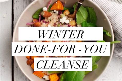 Winter Detox Plan by 4 Day Winter Detox And Reboot January 23rd Vianutrition