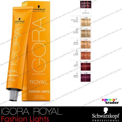 igora royal hair color color to develiper ratio schwarzkopf igora royal permanent colour hair dye 60ml