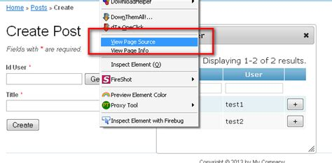 yii chtml tutorial learning php creating data picker using yii framework