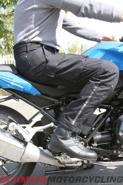 Bmw Motorrad Tourshell Test by Bmw Tourshell Pants