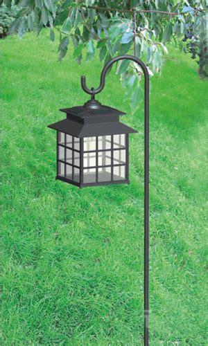Led Lu Taman Energi Solar Black le jardin gallery of le pour jardin le exterieur