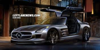 mercedes sls amg supercar going electric pursuitist