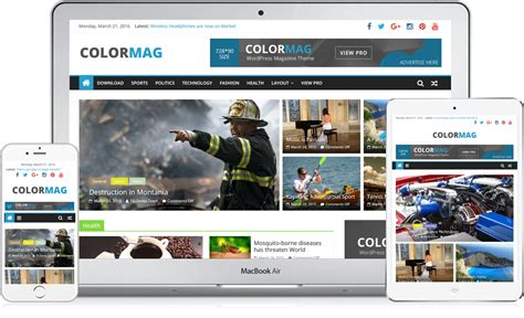 newspaper theme wordpress documentation colormag free magazine style responsive wordpress theme 2018