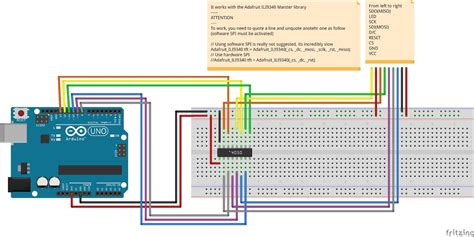 tutorial php arduino lcd display with ili9341 driver on arduino page 7