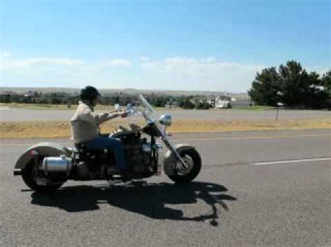 Dieselmotorrad Track T 800cdi by The Big Knock Diesel Motorcycle Rally Doovi
