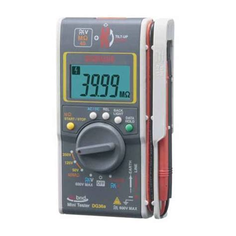 Multimeter Digital Sanwa Pc510 sanwa dg36a digital multimeters 塾 tester