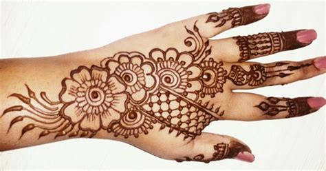 how to design a simple indian engagement mehndi 12 steps new simple indian mehndi designs for hands feet 2017 catalogue