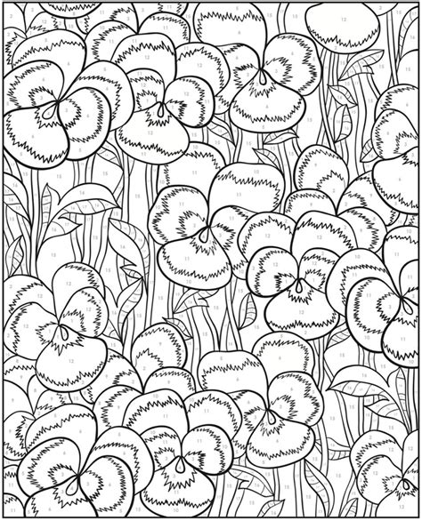 creative floral patterns template for design page decoration vector welcome to dover publications