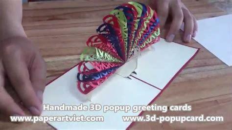 3d cards to make pop up 3d greeting card paper viet co ltd